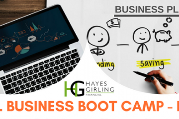 July Small Business Boot Camp