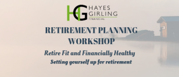 Retire Fit and Financially Healthy - Seminar 2